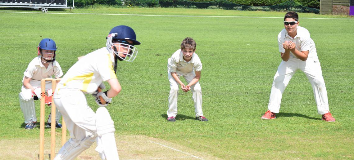 boys prep school games cricket