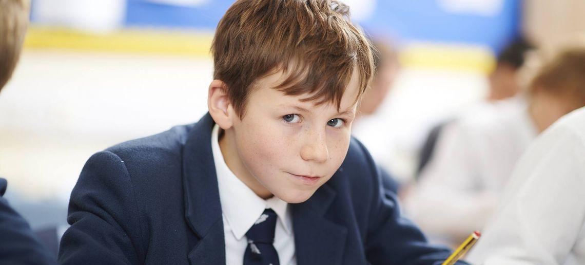 independent prep school for boys maths class